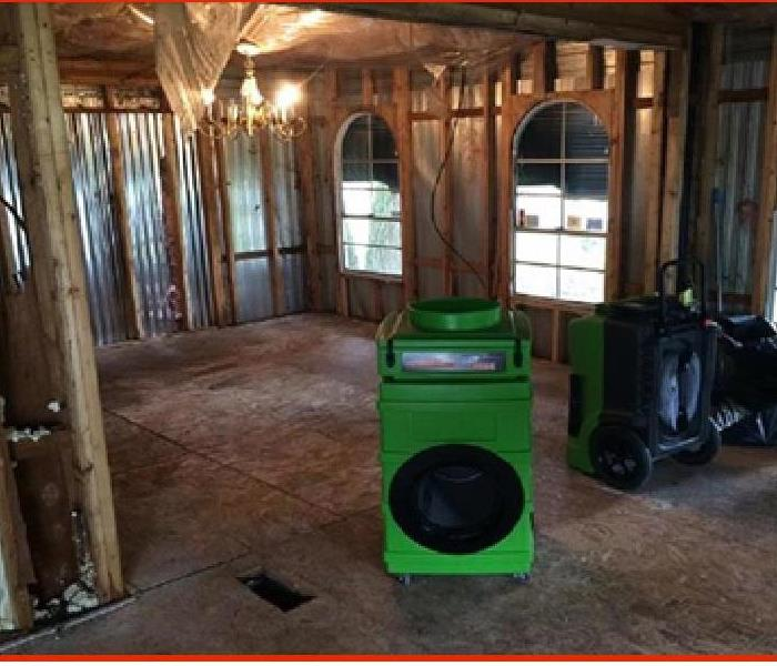 Mold Mitigation Before