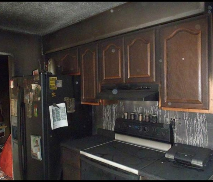 Servpro Of Iowa City Coralville Before And After Photos