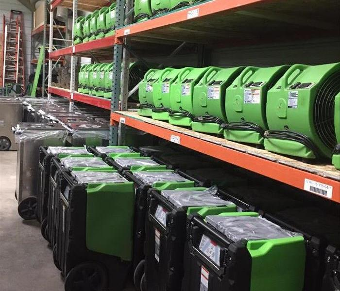 Air Movers & Dehumidifiers