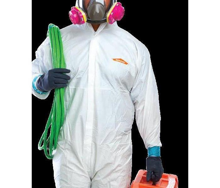 Protective Clothing When Treating For Mold