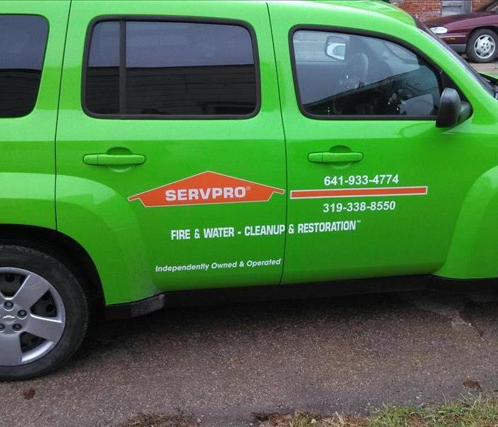 General SERVPRO of Iowa City/Coralville is Hiring!
