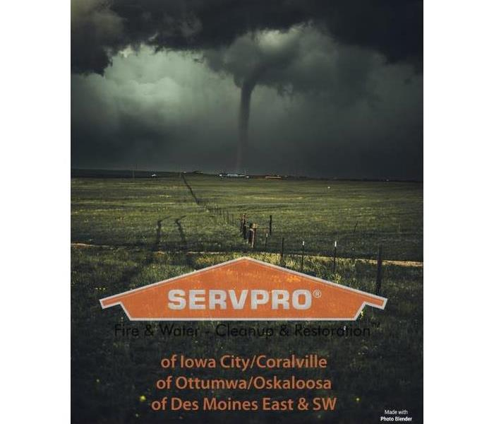 Storm Damage Storms - SERVPRO is Ready!