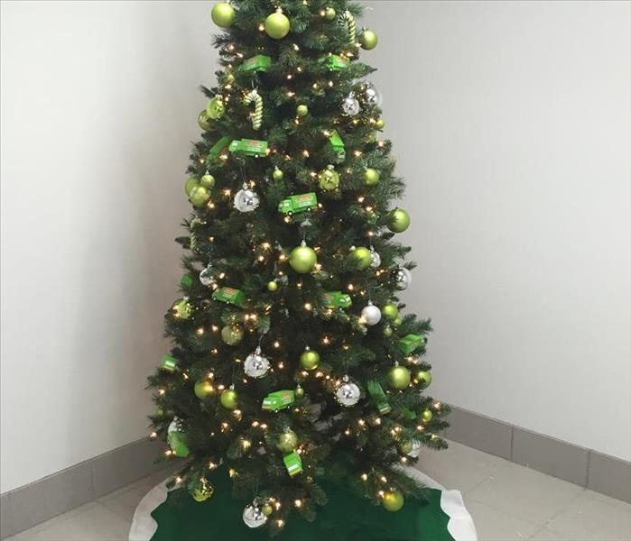 General Happy Holidays from SERVPRO of Iowa City/Coralville