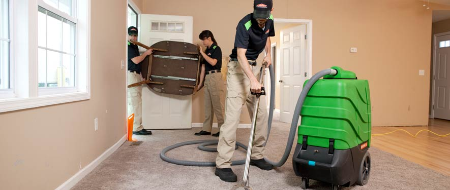 Iowa City, IA residential restoration cleaning